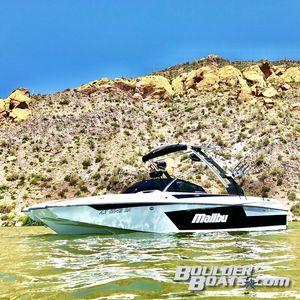 Used Malibu Wakesetter 23 MXZ Ski and Wakeboard Boat For Sale