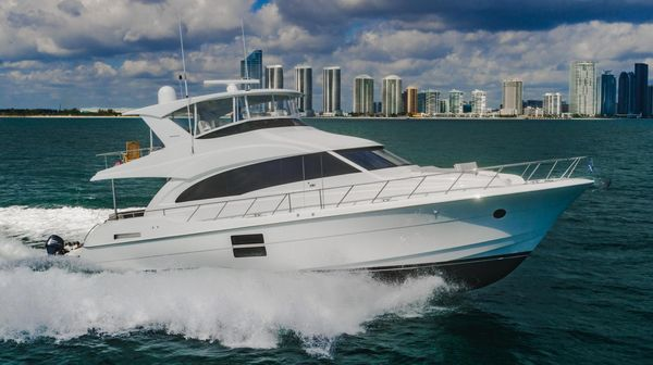 Used Hatteras M60 Motor Yacht For Sale