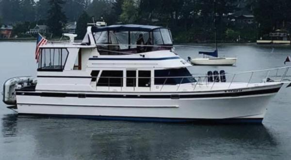 Used Nova Yachtfish Aft Cabin Boat For Sale