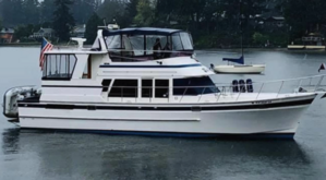 Used Nova Yachtfish Aft Cabin Boat For Sale