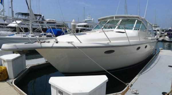 Used Tiara Yachts 3500 Express Cruiser Boat For Sale