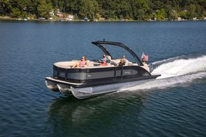 New Barletta L25QCSS Pontoon Boat For Sale