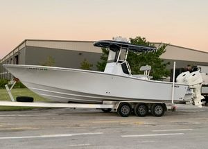 Used Conch 27 CC Center Console Fishing Boat For Sale
