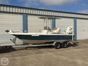 Used Key West Bay Reef 216 Center Console Fishing Boat For Sale
