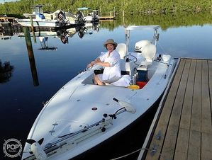 Used Back Country 17 Pro Guide Flats Fishing Boat For Sale