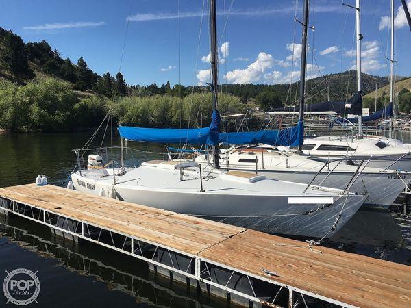 Used J Boats J24 Sloop Sailboat For Sale