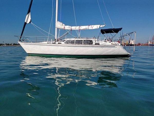 "Used Sabre ""40"" RS Sloop Sailboat For Sale"