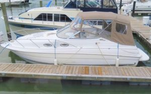 Used Wellcraft Martinique 2400 Cruiser Boat For Sale