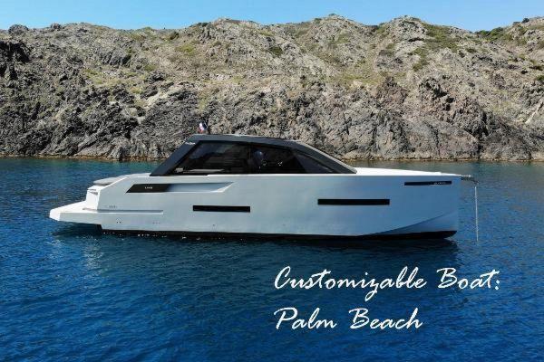New De Antonio D46 Cruiser Boat For Sale