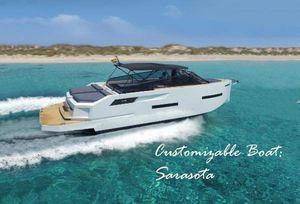 New De Antonio D46 Open Cruiser Boat For Sale