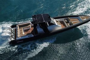 New Northstar Ion 12 Eclipse Tender Boat For Sale