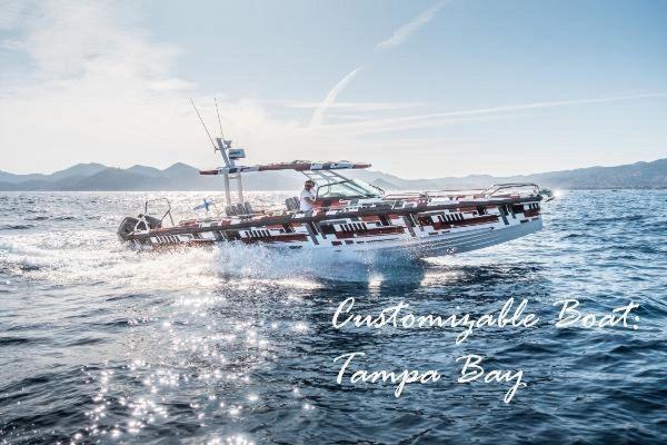New Axopar 37 Sun-Top Revolution Sports Cruiser Boat For Sale