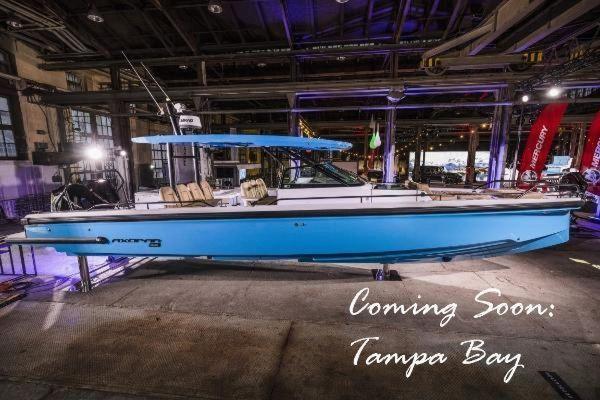 New Axopar 37 Sun Top Revolution Cruiser Boat For Sale