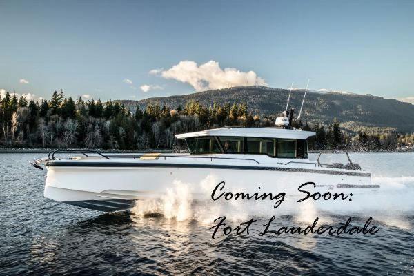New Axopar 37 XC CROSS CABIN Center Console Fishing Boat For Sale