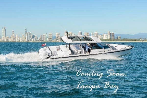 New Axopar 37 Sun Top Revolution Sports Cruiser Boat For Sale
