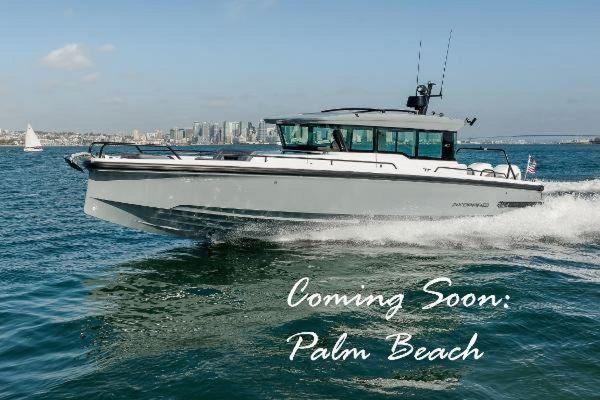 New Axopar 37 XC CROSS CABIN Sports Cruiser Boat For Sale