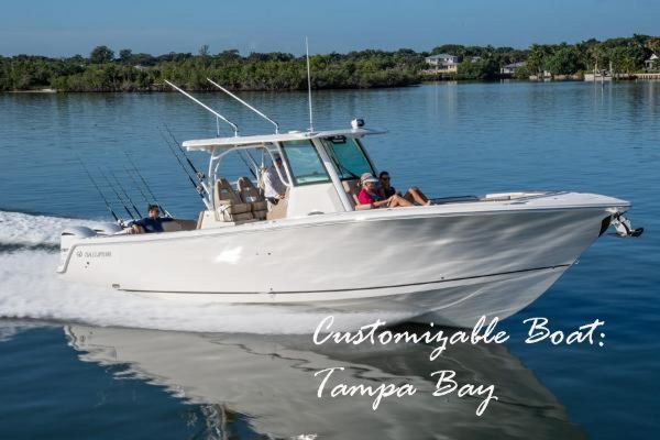 New Sailfish 360 CC Center Console Fishing Boat For Sale
