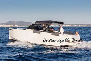 New De Antonio D34 OPEN Cruiser Boat For Sale