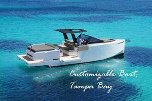 New De Antonio D34 CRUISER Boat For Sale