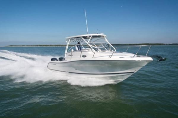 Used Century 30 Express Cruiser Boat For Sale
