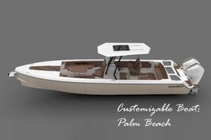 New Vandalize SUV 305 Center Console Fishing Boat For Sale