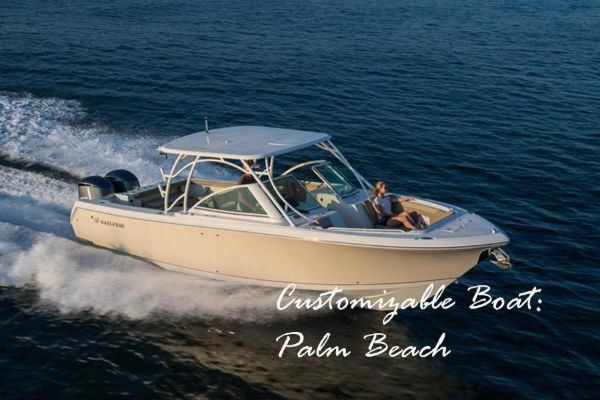 New Sailfish 325 DC Dual Console Boat For Sale