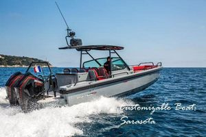 New Vandalize Shadow 500 by Axopar Center Console Fishing Boat For Sale
