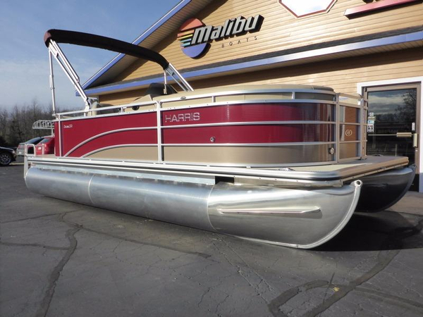 New Harris 200 Cruiser Pontoon Boat For Sale