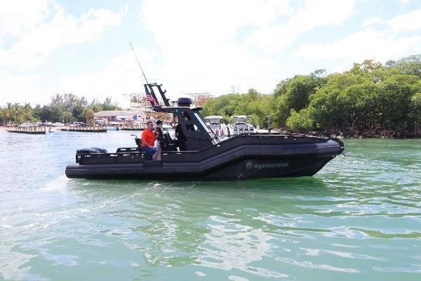 New Dgs Monster 30 Monster Cruiser Boat For Sale