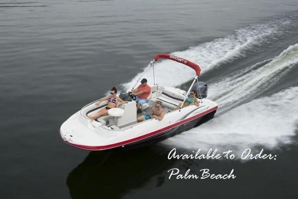 New Starcraft MDX 231 Deck Boat For Sale
