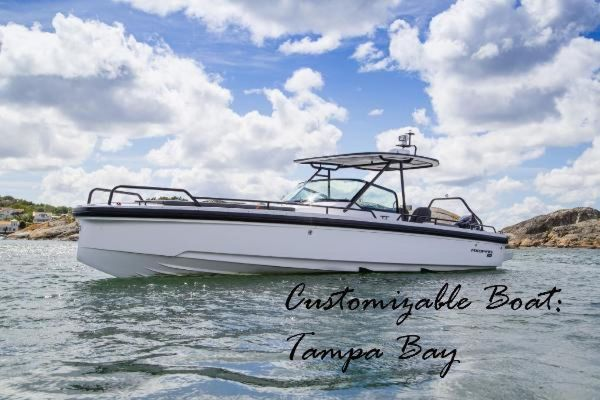 New Axopar 28 T-Top Sports Cruiser Boat For Sale