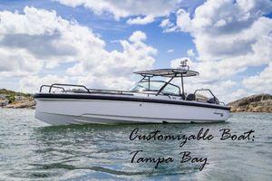 New Axopar 28 T-Top Sports Cruiser Boat For Sale