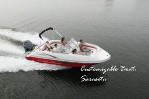 New Starcraft MDX 230 OB Deck Boat For Sale