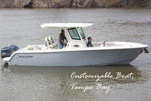 New Sailfish 272 CC Center Console Fishing Boat For Sale