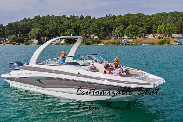 New Crownline E 275 XS Bowrider Boat For Sale