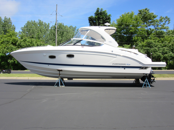 New Chaparral 337 SSX Cuddy Cabin Boat For Sale