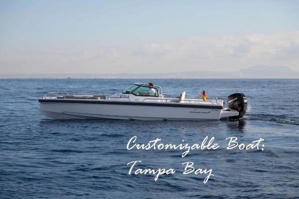 New Axopar 28 Open Sports Cruiser Boat For Sale