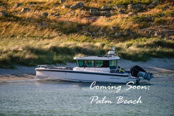 New Axopar 28 CABIN Deck Boat For Sale