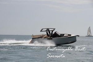 New De Antonio D28 Open Cruiser Boat For Sale