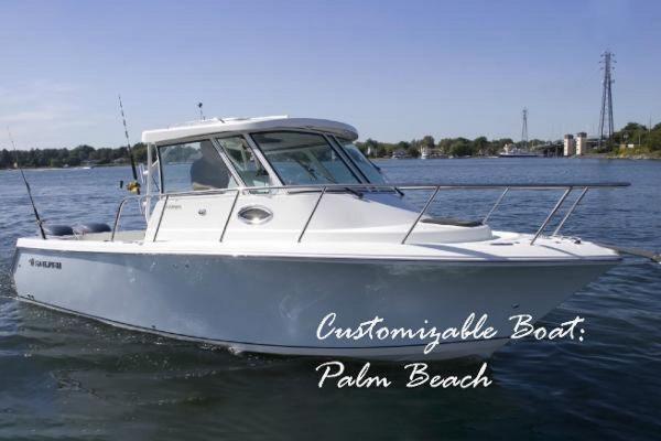 New Sailfish 270 WAC Walkaround Fishing Boat For Sale