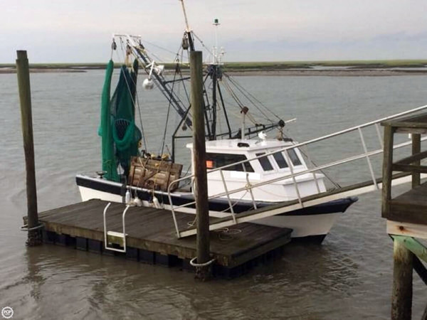 Used Custom 28 Commercial Boat For Sale