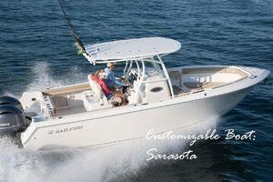 New Sailfish 270 CC Pontoon Boat For Sale