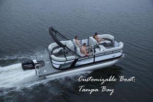 New Starcraft SLS 3 Pontoon Boat For Sale