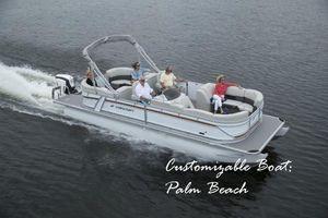 New Starcraft 5 SLS Pontoon Boat For Sale