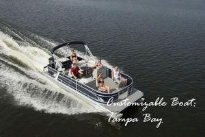 New Starcraft EX 24 Pontoon Boat For Sale