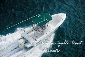 New Bluewater Sportfishing 2150 Center Console Fishing Boat For Sale