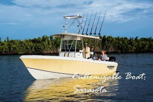 New Bluewater Sportfishing 2350 Center Console Fishing Boat For Sale