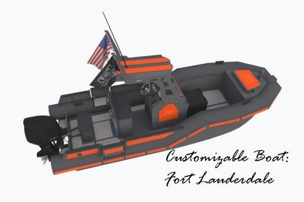 New Dgs Monster 22 Cruiser Boat For Sale