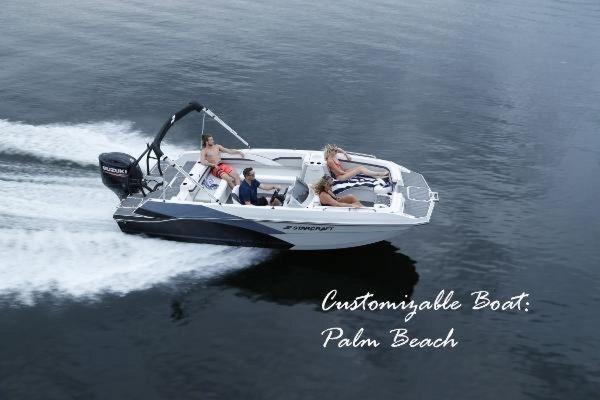 New Starcraft 211 SVX Deck Boat For Sale