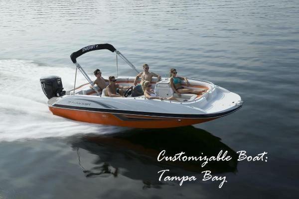 New Starcraft MDX 211 ob Deck Boat For Sale